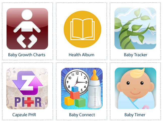 Apps For Keeping Track Of The Baby