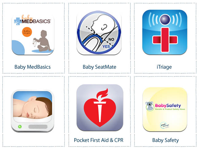 Top 6 Apps For Baby Safety