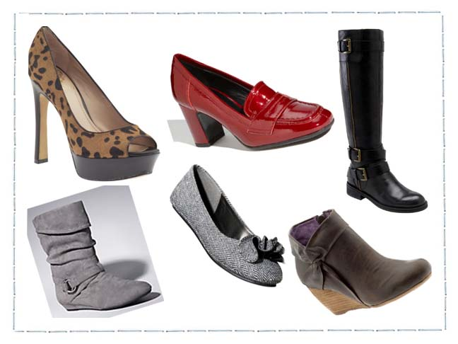6 Shoe Trends For Fall