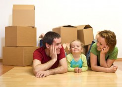 Smoothing the Family Move Process for your Toddler