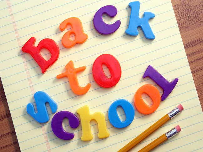 Back To School Preschool Shopping-Whats on Your List?