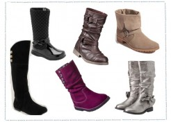 Little Fall Trend: Boots