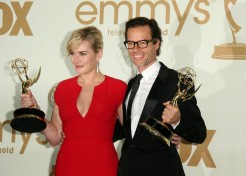 2011 Primetime Emmy Awards Red Carpet Fashions