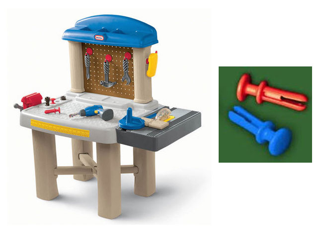 Little Tikes Expands Recall Of Toy Workshop And Tool Sets
