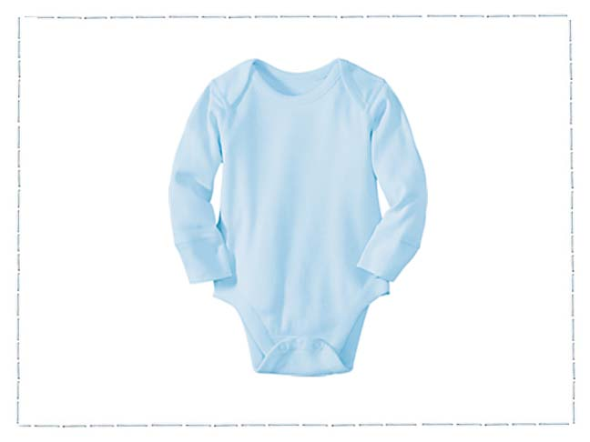 Simply Beautiful Baby Boy Layette