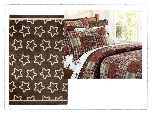 Style Your Room-Cowboy Theme