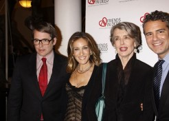 Sarah Jessica Parker And Matthew Broderick Host A Treasure Hunt For Charity