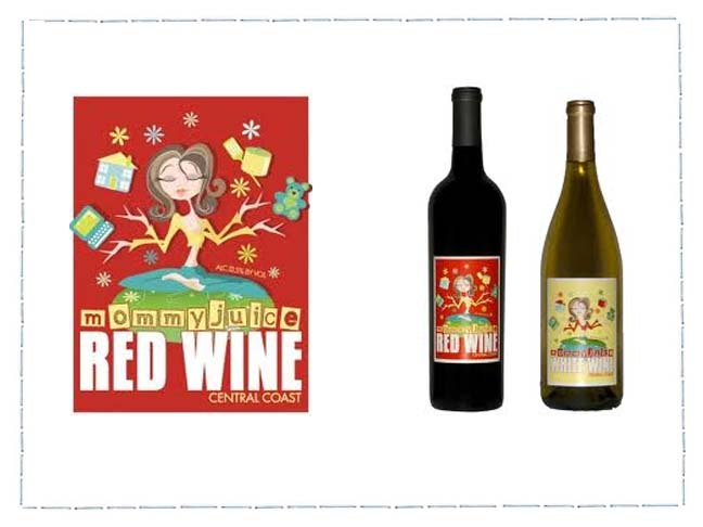 Mommy Juice Wines-Because You Deserve It