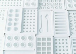 Baking With MUJI Silicone Ice Trays