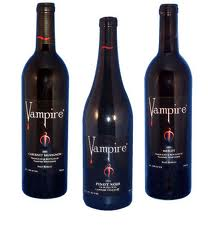 Halloween Party Wine Goodies