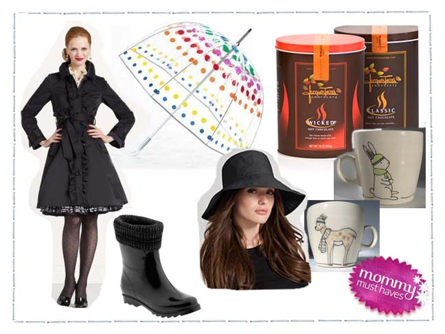 Mummy Must Haves: Rainy Day