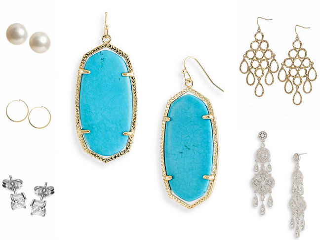 5 Basics To Create An Earring Wardrobe