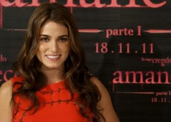 'Breaking Dawn' Star Nikki Reed Dishes On Marriage To Paul McDonald