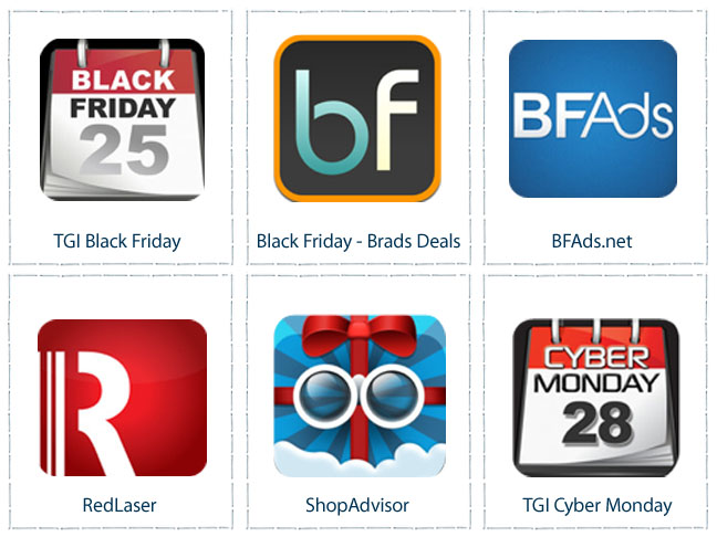 Apps For Black Friday