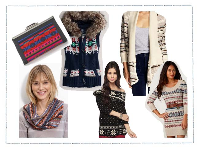 Fair Isle Style For The Winter Season