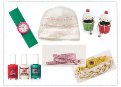 Stuff The Stocking With Little Girl Style