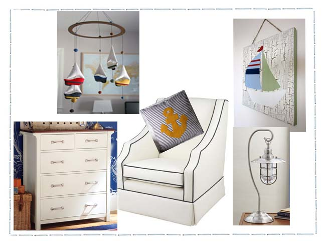 Set Sail With Me Nursery