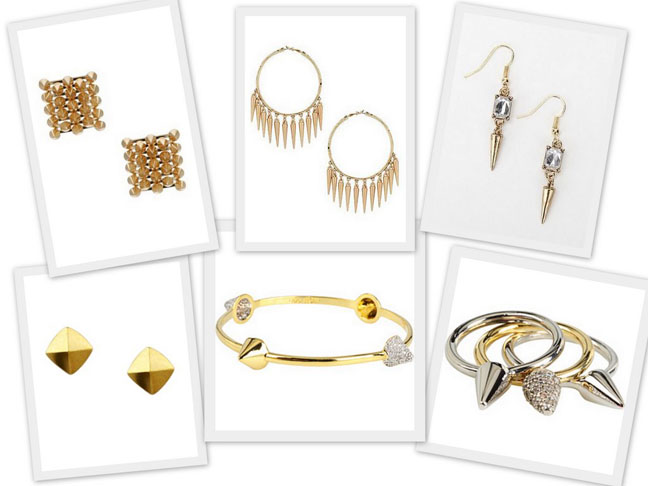Spiked Jewelry: Subversive Style