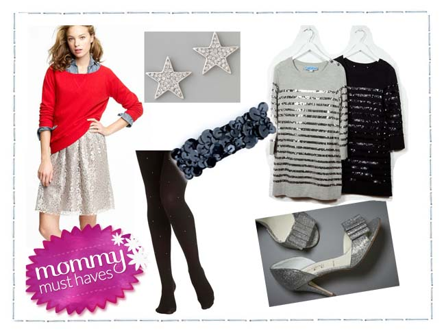 Mommy Must Haves-Sequins