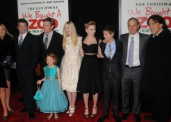 Photo Gallery: 'We Bought A Zoo' Premieres In NYC
