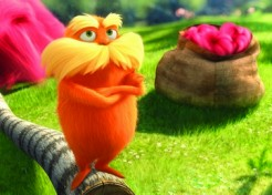 Wish Your Friends & Family A Happy New Year With The Lorax