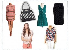 Start The Year Trendy By Wearing Chevrons!
