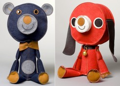Modern Swedish Toys From Acne Jr