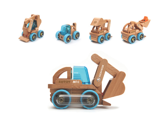 Coolest Construction Toys Ever