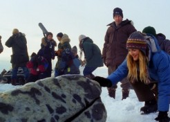 John Krasinski And Drew Barrymore Talk 'Big Miracle' With Momtastic