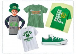 St. Patrick's Day Style For Boys