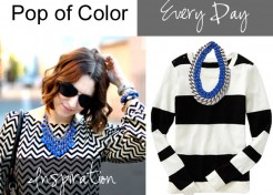 Pops of Color: Necklace Edition