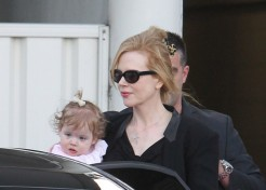 Celebrity Parents & Kids Photo Gallery: Jude Law, Nicole Kidman, And More