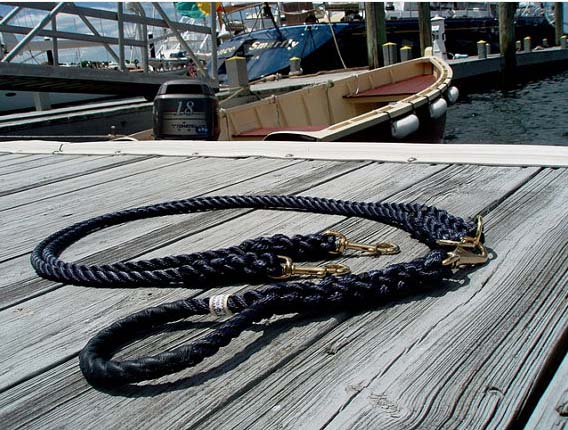 Etsy Find: Nautical Inspired Leashes