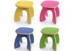 Cool New Kids Furniture by WEAMO