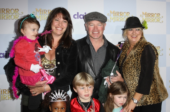 Celebrity Families Turn Out For 'Mirror Mirror' Premiere