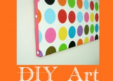 DIY: Art That Even Your Kids Can Do