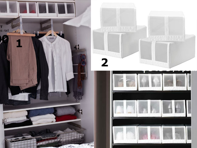 Spring Closet Simplification