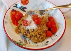 Simple Vegetable Risotto