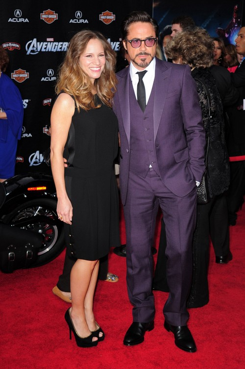 Red Carpet Fashions Photo Gallery The Avengers