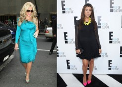 Top 6 Celebrity Mom Maternity Looks Of The Week