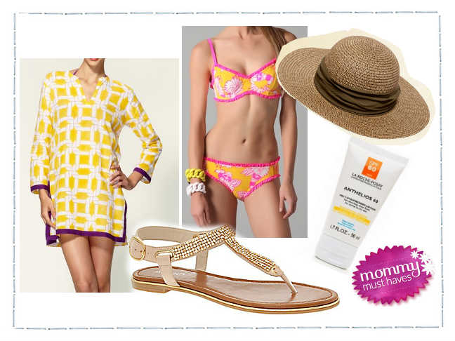 Mummy Must Haves: Poolside Edition