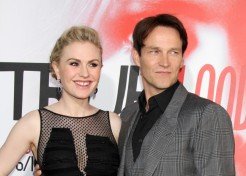 Anna Paquin And Stephen Moyer Expecting Twins!