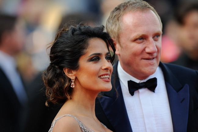 Salma Hayek Would Quit Acting For Her Daughter
