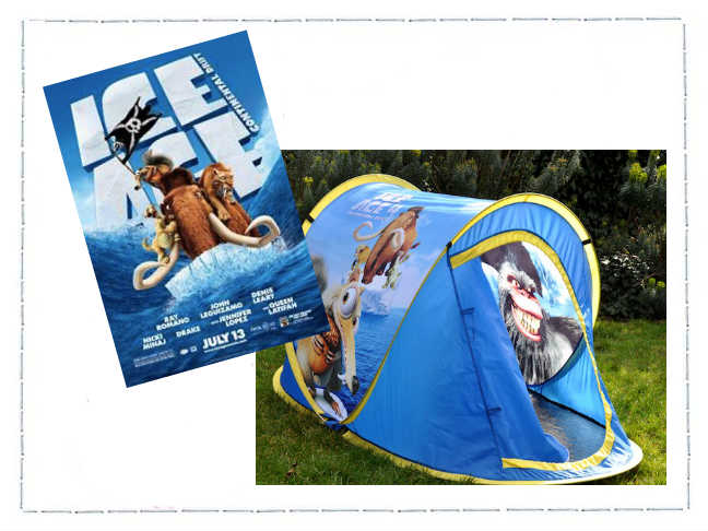 Ice Age Continental Drift Giveaway!