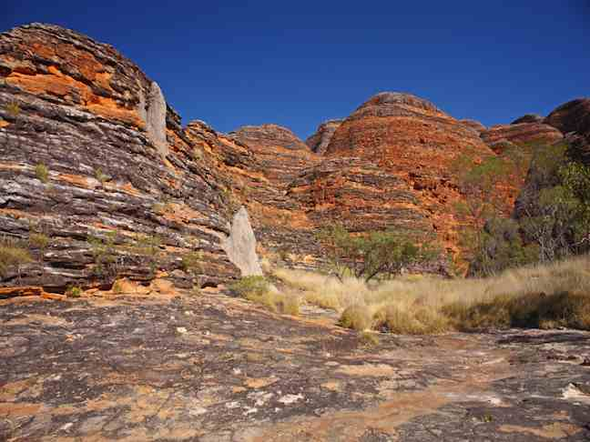 Bungle Bungles Mountains