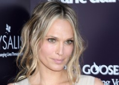 Molly Sims Dishes On Life With Her New Baby Boy