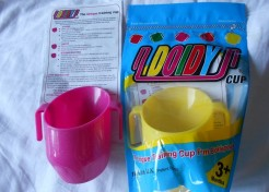 Using A Doidy Cup