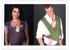 Everyone in the Family will Love this Baby Sling