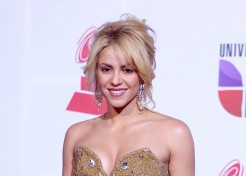 Singer Shakira Is Pregnant With Her First Child