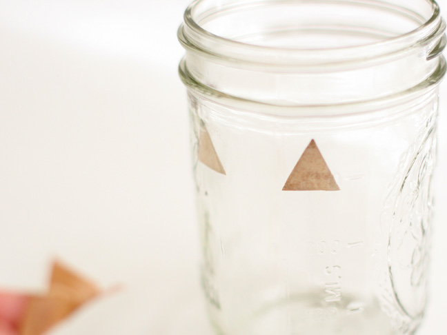 Pumpkin Mason Jars DIY Craft - Step 4